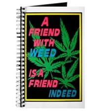 Friend With Weed Journal