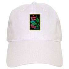 Friend With Weed Baseball Cap