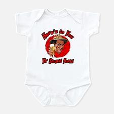 Stupid Fuck Infant Bodysuit