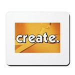 Create - Scissors - Crafts Mousepad
