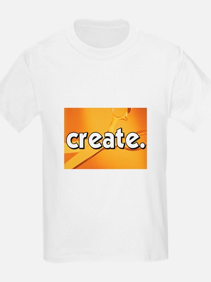 Create - Scissors - Crafts T-Shirt