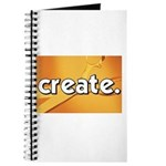 Create - Scissors - Crafts Journal