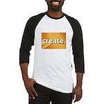 Create - Scissors - Crafts Baseball Jersey
