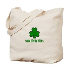O' ryan rocks Tote Bag