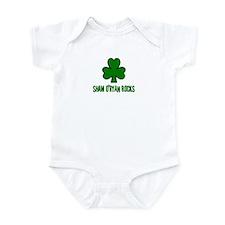 O' ryan rocks Infant Bodysuit