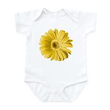 Pop Art Yellow Daisy Infant Bodysuit