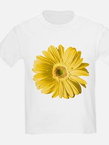 Pop Art Yellow Daisy T-Shirt