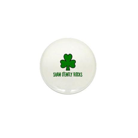 O' emily rocks Mini Button