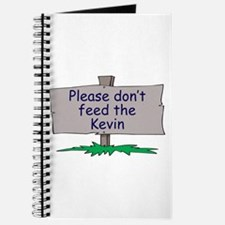 Please don't feed the Kevin Journal