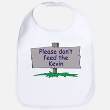 Please don't feed the Kevin Bib
