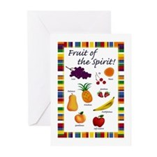 Fruit of the Spirit Notecards