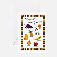 Fruit of the Spirit Notecards