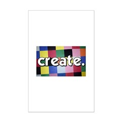 Create - Quilt - Sewing Posters