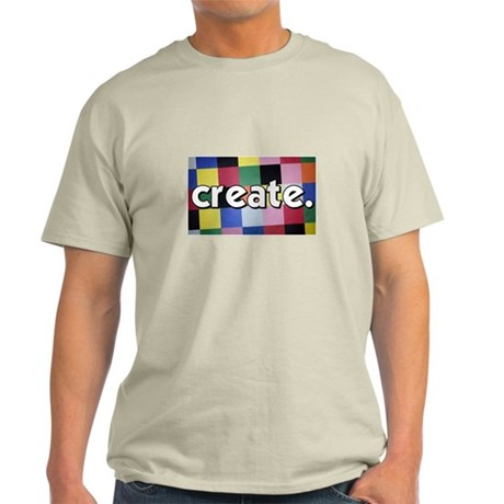 Create - Quilt - Sewing Light T-Shirt