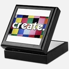 Create - Quilt - Sewing Keepsake Box