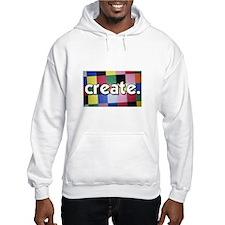 Create - Quilt - Sewing Hoodie