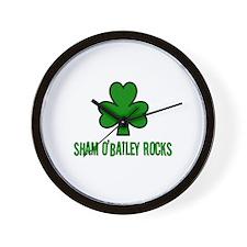 O' bailey rocks Wall Clock