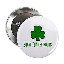 """O' bailey rocks 2.25"""" Button"""