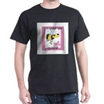 I'd Rather Bee Quilting Dark T-Shirt