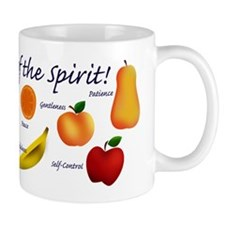 Furit of the Spirit Mug