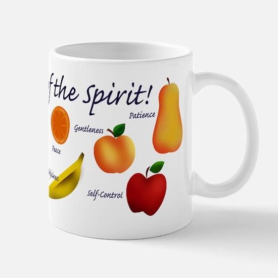 Furit of the Spirit Mug