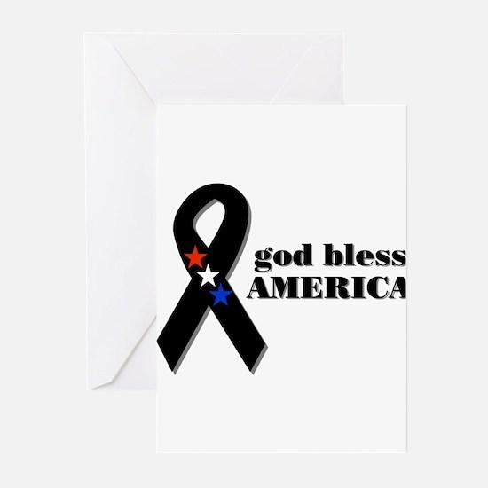 4th Of July~ American Pride Greeting Cards (Packag