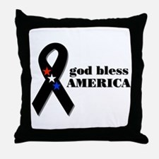 4th Of July~ American Pride Throw Pillow