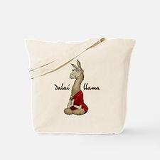 Dalai Llama Tote Bag