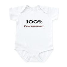 100 Percent Parapsychologist Infant Bodysuit