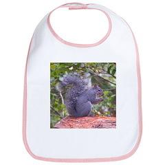 Gray Squirrel Bib