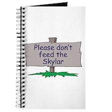 Please don't feed the Skylar Journal