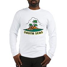 South Seas Tattoo Long Sleeve T-Shirt