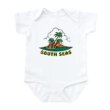 South Seas Tattoo Infant Bodysuit
