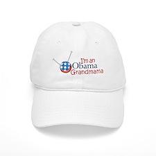 I'm an Obama Grandmama Baseball Cap