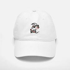 Eagle & Wolf Rising Baseball Baseball Cap