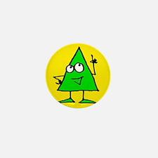 Green 01 Mini Button