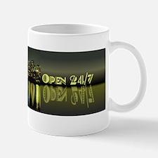 NYC Open 24/7 Mug
