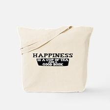 Tea & A Good Book Tote Bag