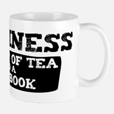 Tea & A Good Book Mug