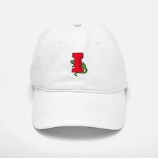 I Is For Iguana Baseball Baseball Cap