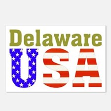 Delaware USA Postcards (Package of 8)