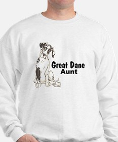 NH Pup GD Aunt Sweatshirt