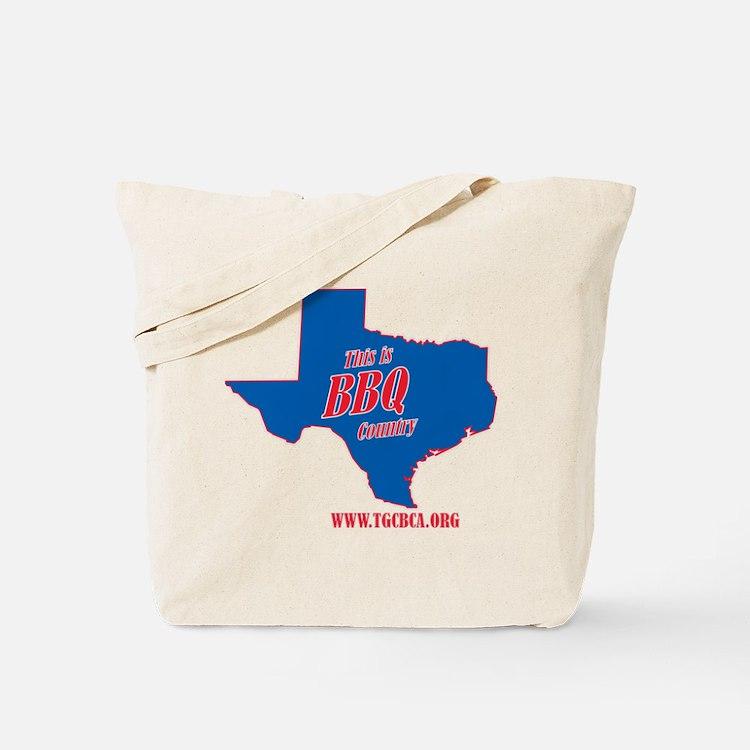 Cute Texas bbq Tote Bag