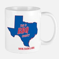 Unique Texas bbq Mug
