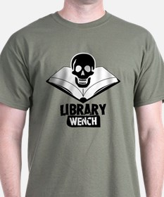 Library Wench T-Shirt
