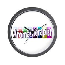 Aromatherapist Wall Clock