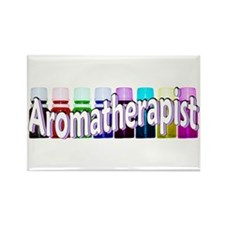 Aromatherapist Rectangle Magnet (100 pack)