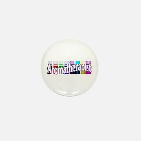 Aromatherapist Mini Button