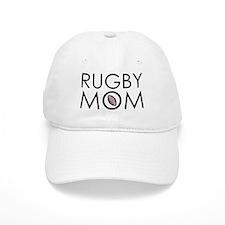 Rugby Mom Baseball Cap