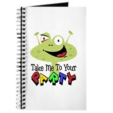 Take Me To Your Party Journal